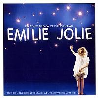 Emilie Jolie de Philippe Chatel en CD