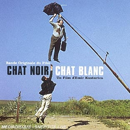 Chat Noir Chat Blanc (bof), CD