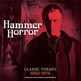 Hammer horror classic themes 1958 to 1974, CD
