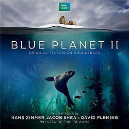 La planète bleue II, CD