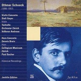 Violin concerto - Horn concerto, CD