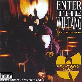 Enter the wu tang (36 chambers), CD