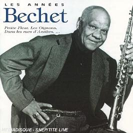 Les Années Bechet (Best Of), CD