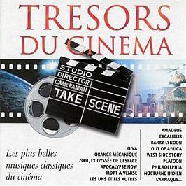 Tresors du cinema, CD