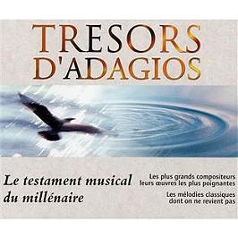 Trésors adagios, CD