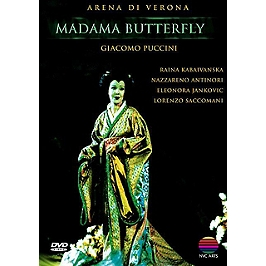Madame Butterfly, Dvd