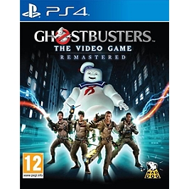 Ghostbusters remastered (PS4)