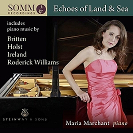 Echoes of land & sea, CD