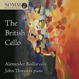 The British cello, CD
