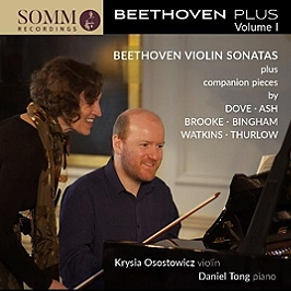 Violin sonatas, CD