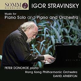 Piano solo and piano and orchestra, CD