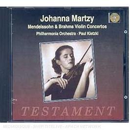 Concertos Pour Violon, CD