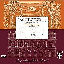 Tosca - Fin de l'acte 2 & acte 3, Vinyle 33T
