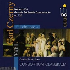 Nonet, Grande Serenade, CD