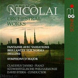 Orchestral Works, CD
