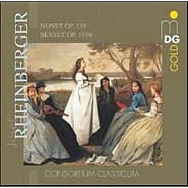 Nonet - sextet, CD