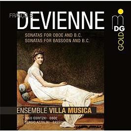 Sonates pour hautbois op.70 & 71, sonates pour basson, CD