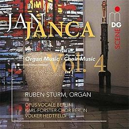 Oeuvres d'orgue et oeuvres pour choeur /vol.4, CD