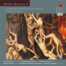 Sacred cantatas - Musica Baltica 4, SACD