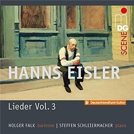 Intégrale des Lieder, vol.3, CD