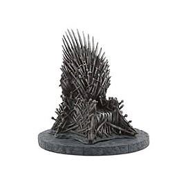 GAME OF THRONES - mini replica iron throne 23cm