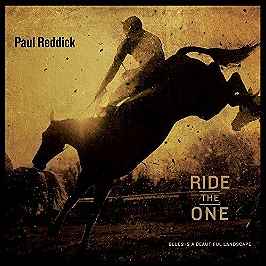 Ride the one, CD Digipack
