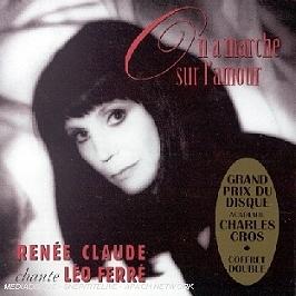 On A Marché Sur L'amour, CD