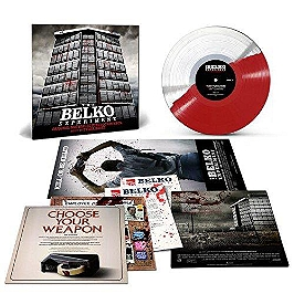 The belko experiment, Vinyle 33T