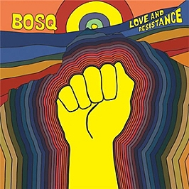 Love and resistance, CD