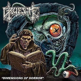 Dimensions of horror, CD
