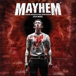 Mayhem - Official motion picture soundtrack, Double vinyle