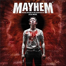 Mayhem - Official motion picture soundtrack, CD