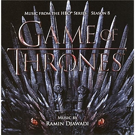 Game Of Thrones: season 8 (music from the HBO series), CD