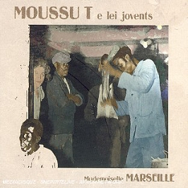 Mademoiselle marseille, CD Digipack