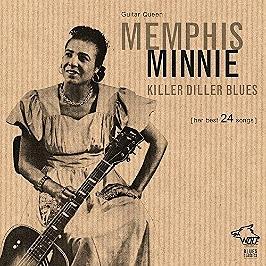 Killer driller blues, her best 24 songs, CD
