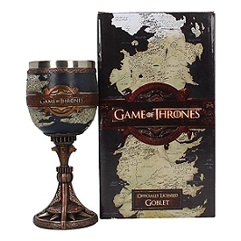 Game of thrones coupe the seven kingdoms 17,5cm