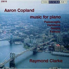 Music for piano, CD