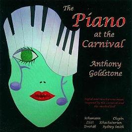 The piano at the carnival, CD