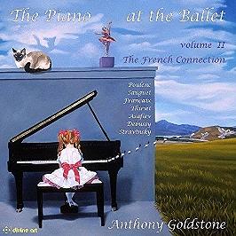 Piano at the ballet, vol.2, CD