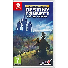 Destiny connect : tick-tock travelers - time capsule edition (SWITCH)