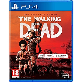 Telltale's the walking dead: the final season (PS4)