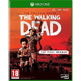 Telltale's the walking dead: the final season (XBOXONE)