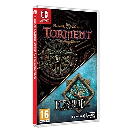 Icewind dale + planescape torment - Enhanced edition (SWITCH)