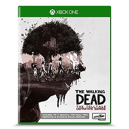 The walking dead the telltale definitive series (XBOXONE)