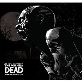 Vinyle the walking dead - the telltale series soundtrack 4-disc set