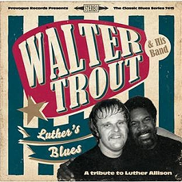 Luther's blues : a tribute to Luther Allison, Double vinyle