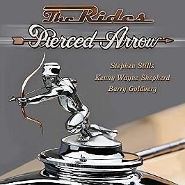 Pierced arrow, CD Digipack