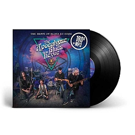 The shape of blues to come, Vinyle 33T