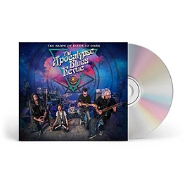 The shape of blues to come, CD Digipack