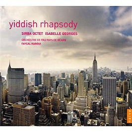 Yiddish Rhapsody, CD Digipack